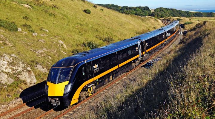 Поезда в Англии -4