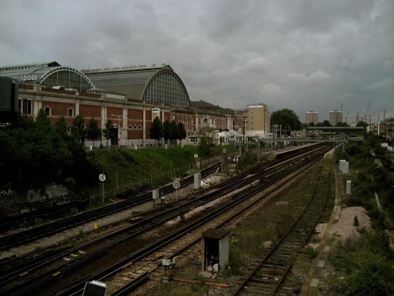 Железные дороги Великобритании