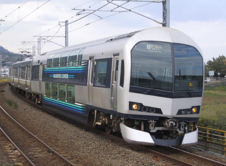 Поезда в Англии -7